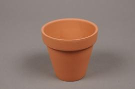 A032KF Pot horticole en terre cuite D9cm H8.5cm