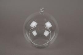 A032PM Boîte de 4 boules ouvertes à suspendre D14cm