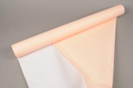 A032QX Rouleau papier kraft rose poudré 80cmx120m