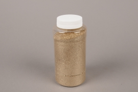 A033BW Champagne Glitter pot 400g
