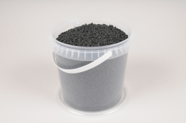 A033QF Bucket 2.5L black stone D3/6mm