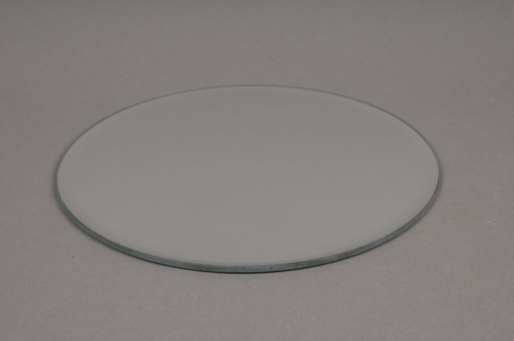 A035PM Support de bougie miroir D20cm