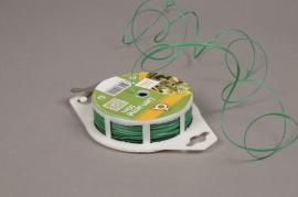 A038Y3 Lien armé vert 50m avec cutter
