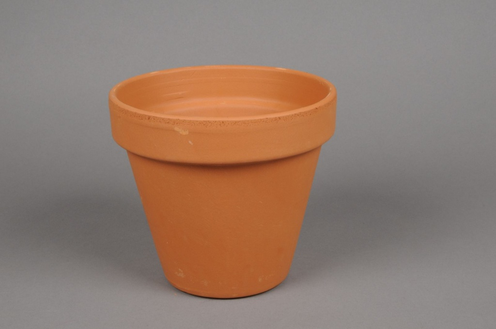 A042KF Horticultural pot terracotta