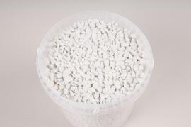 A043QF Seau 2.5L de gravier blanc