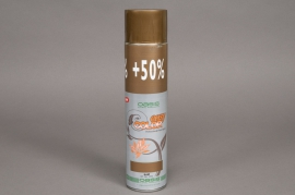 A043QV 600ml spray gold paint