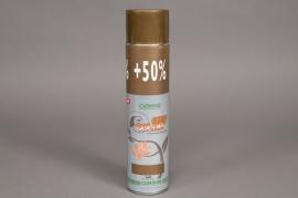 A043QV Bombe de peinture or 600ml