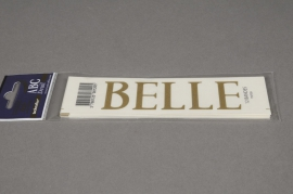 A046K4 Pochette BELLE 33mm