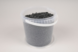 A047QF Bucket 2.5L black stone D6/9mm