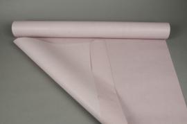 A047QX Kraft paper roll lignt pink 80cmx50m