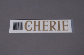 A049K4 Pochette CHERIE 33mm