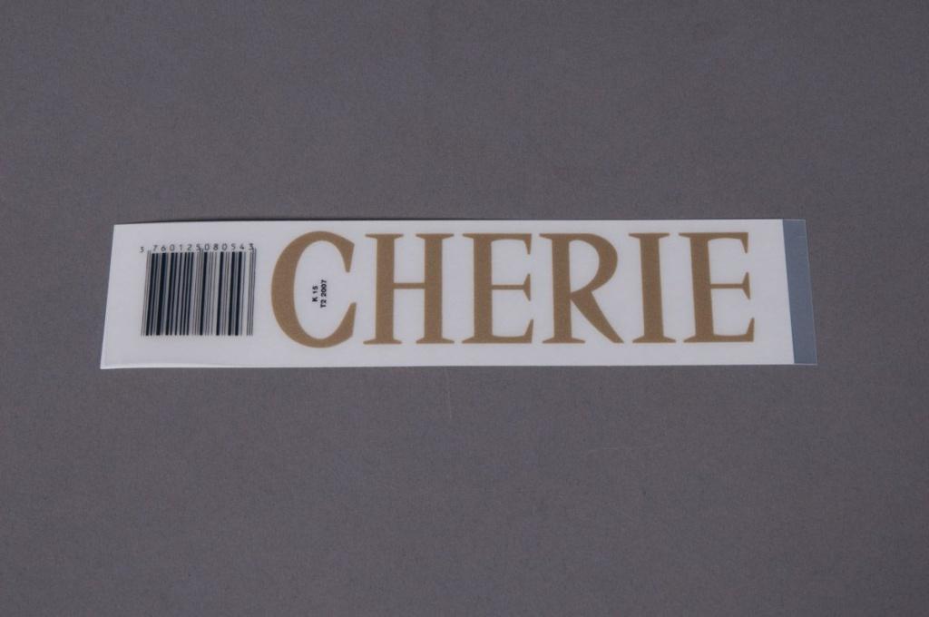 A049K4 Set CHÉRIE 33mm