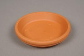 A049KF Waterproof terracotta saucer D13cm