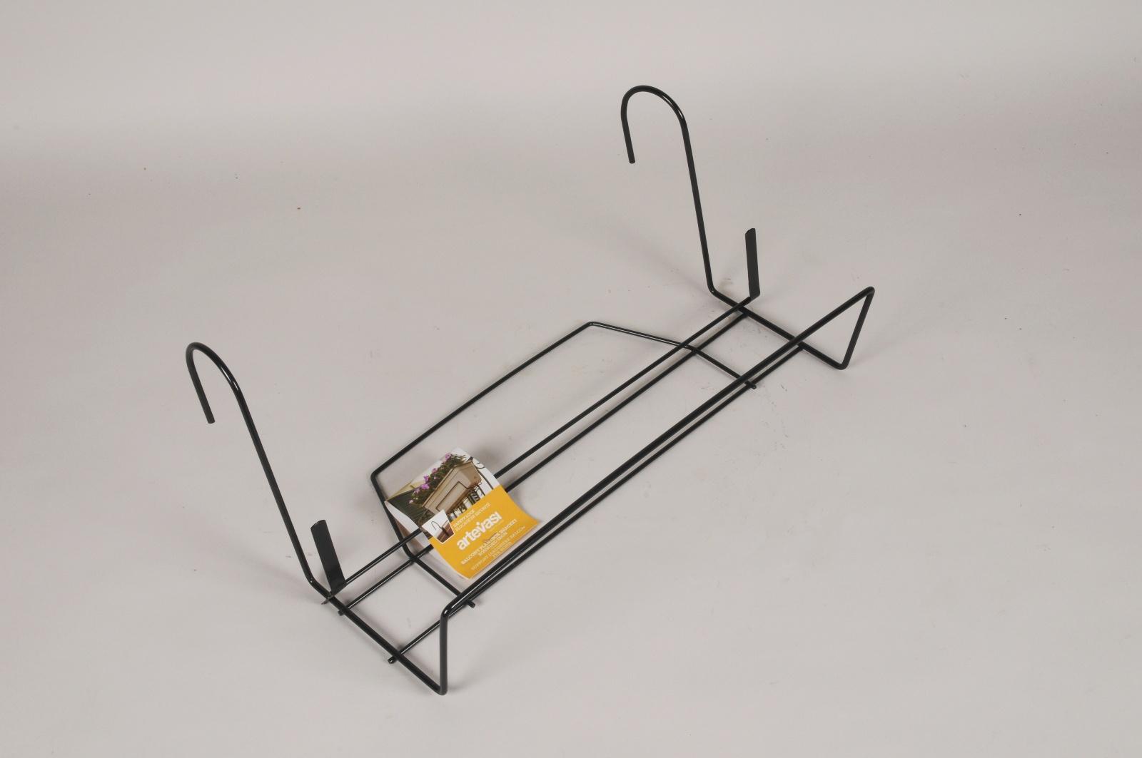 A051DB Support pour balconnière 48x17cm H19cm