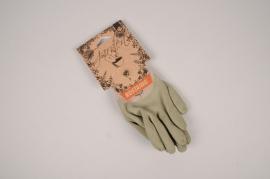 A057JE Paire de gants jardinage taille 7