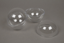 A057OR Openable clear balls D10cm