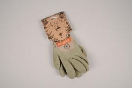 A058JE Paire de gants jardinage taille 8