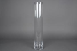 A059I0 glass vase D25cm H140cm