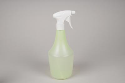 A061K7 Vaporisateur vert transparent 1 litre