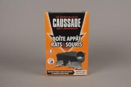 A063SU Boite appât pour rats et souris