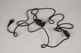 A067DQ Câble douille noire L300cm
