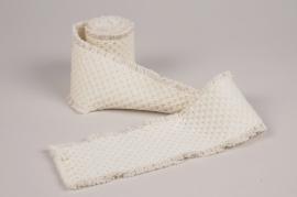 A067VB Cotton ribbon 8cm x 180cm