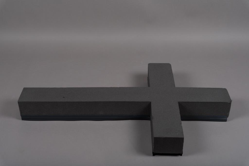 A070QV cross floral foam 80x50cm
