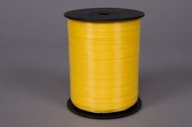 Curling ribbon yellow 7mm x 500m