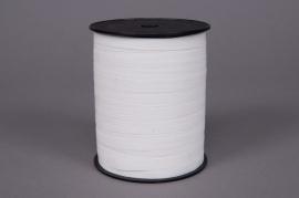 A082ZR Bolduc mat blanc 10mmx250m