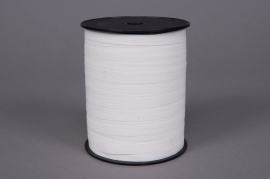 A082ZR Curling ribbon white matte 10mm x 250m