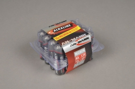 A084OR Pack of 20 batteries AA