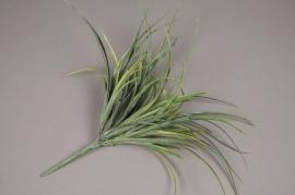 a086nn Artificial green grass picket H37cm