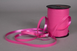 Curling ribbon fuchsia matte 10mm x 250m