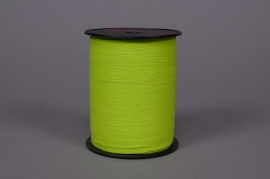Curling ribbon light green matte 10mm x 250m