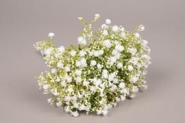a093nn Bouquet de gypsophile artificiel H25cm
