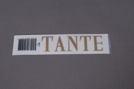 A099K4 Pochette TANTE 33mm