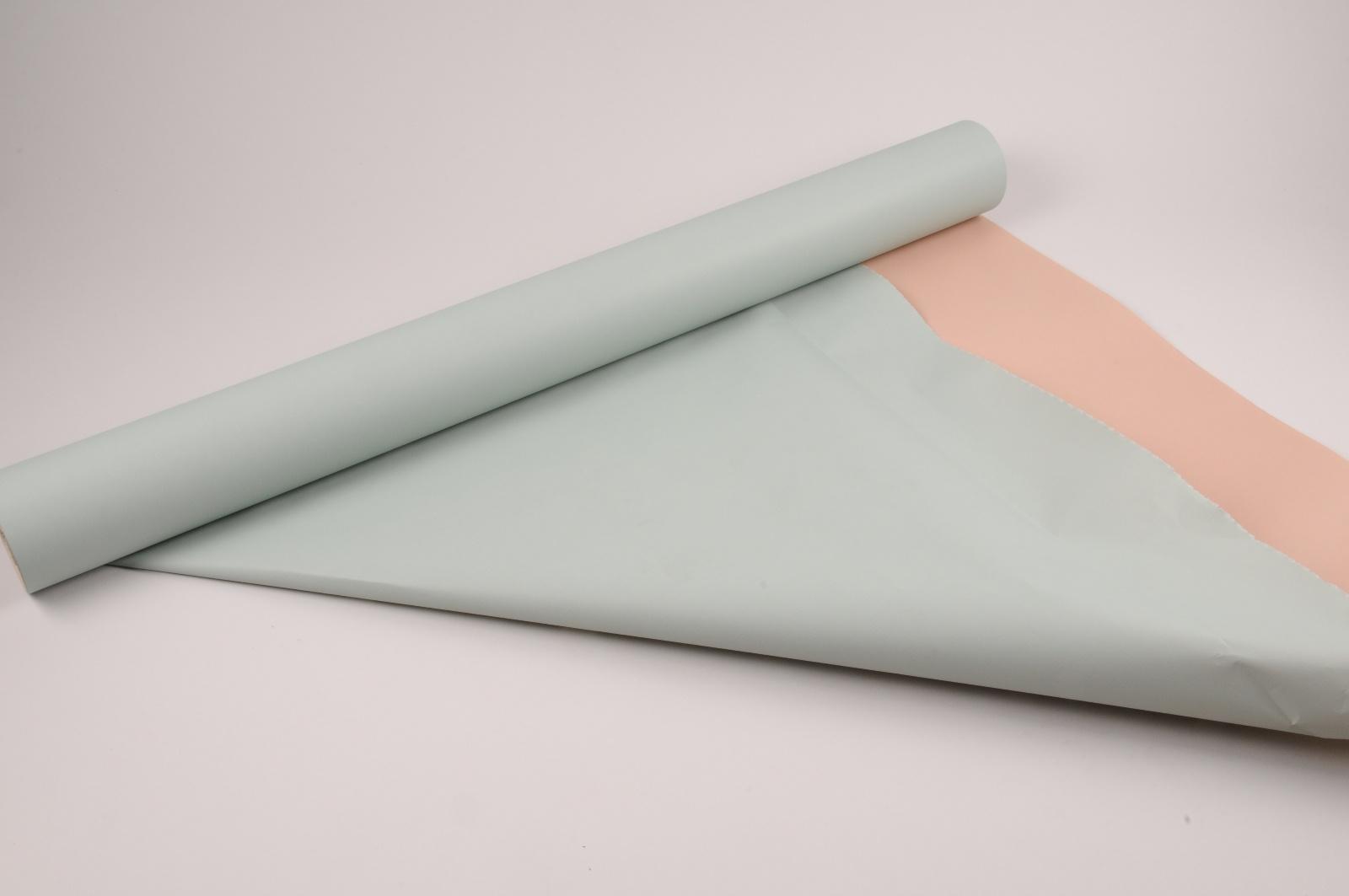 A101QX Rouleau de papier kraft vert d'eau 79cmx50m