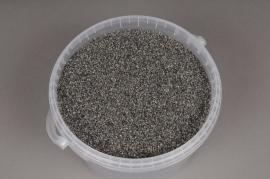 A110SK Seau 2.5L de gravier gris anthracite