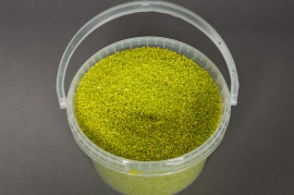 A111SK Seau de gravier vert pomme 2.5L