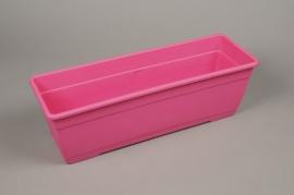 A136NT Pink plastic gardener 17cm x 50cm H17cm