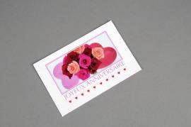 A138MQ Paquet de 15 cartes Joyeux Anniversaire