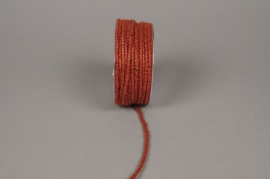 A139VQ Orange wool thread reinforced roll 33m