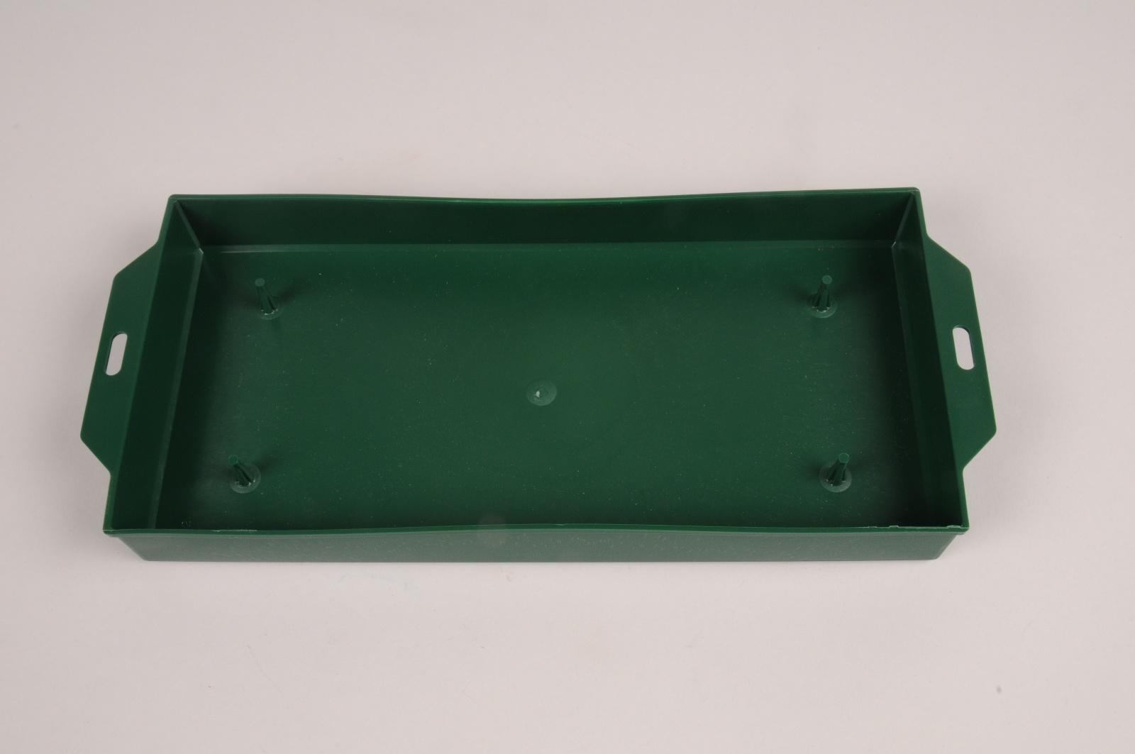A149T7 Paquet de 12 coupelles vertes