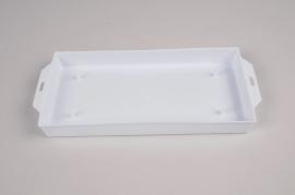 A150T7 Paquet de 12 coupelles blanches