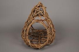 A160AO Wooden nest D29cm H43cm