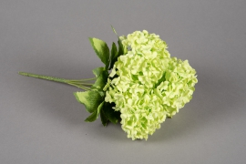 a163nn Pick of artificial green viburnum H30cm