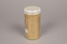 A164QF Glitter gold bottle