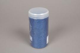 A165QF Glitter blue bottle 250gr