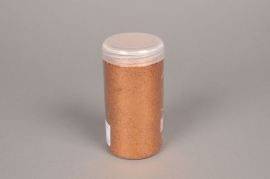 A166QF Glitter copper bottle 250gr