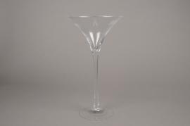 A173I0 Martini vase D21cm H40cm